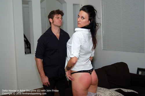 artist g024 m - firmhandspanking – MP4/HD - Delta Howser - Artist Discipline G/A loan and a lie cost Delta Howser a sound bare bottom spanking | MAY. 30, 18