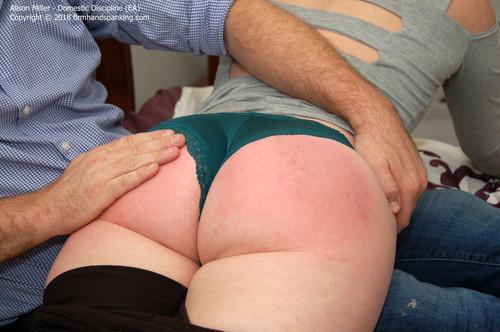 firmhandspanking – MP4/HD – Alison Miller – Domestic Discipline EA/Alison Miller returns in an all-new hot spanking Domestic Discipline series | Jun 27, 2018