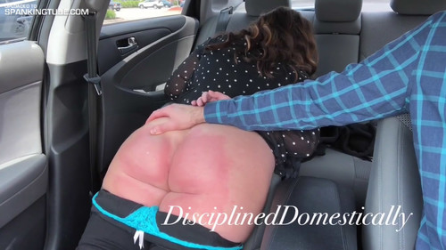 snapshot20180616183956 m - MP4/HD - Spanked in Public on Her Lunch Break