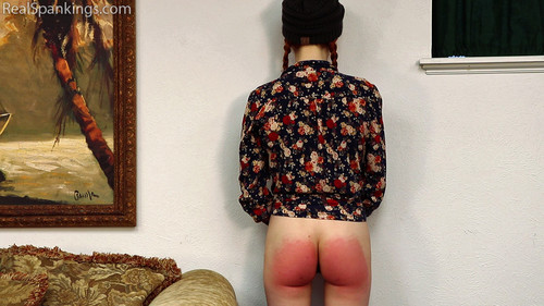 14718 015 m - realspankings – MP4/HD – Julia's OTK Spanking