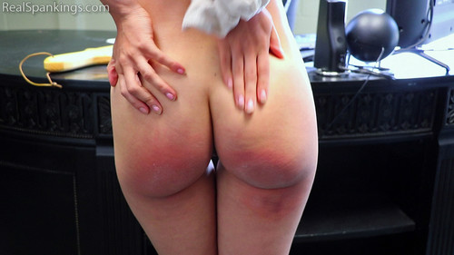 14728 012 m - realspankings – MP4/Full HD – Sent to the Principal for Distracting Clothing download for free