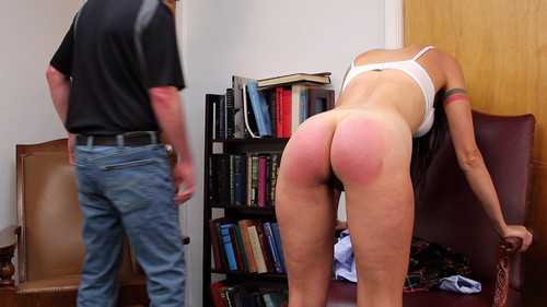 14739 016 m - realspankingsnetwork – MP4/Full HD – Delta Caught in the Deans Study