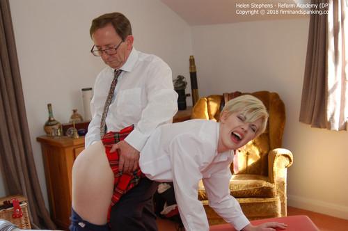 academy dp014 m - firmhandspanking – MP4/HD – Helen Stephens - Reform Academy DP/Disrespect costs pretty Helen Stephens a bare bottom spanking! | Jul 23, 2018 download for free