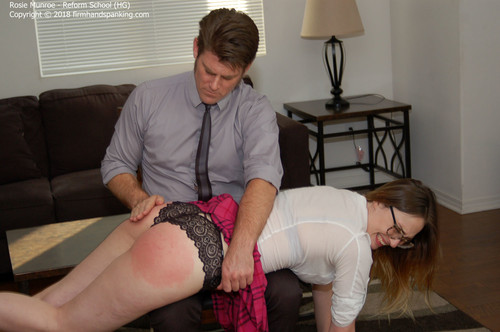 reform hg014 m - firmhandspanking – MP4/HD – Rosie Munroe - Reform School HG/Serious dress code offense gets tall senior Rosie Munroe a spanking! | Jul 27, 2018 download for free