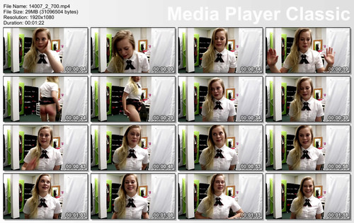 thumbs20180723154456 m - realspankingsnetwork – MP4/Full HD – Stevie Friday Punishment