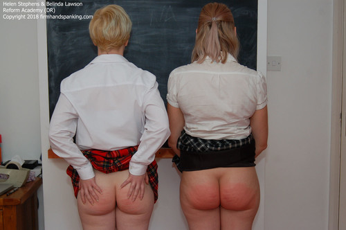 academy dr024 m - firmhandspanking – MP4/HD – Belinda Lawson - Reform Academy DR/Will swats 26 with a leather paddle on Belinda Lawson's bare bottom teach respect? | Aug 06, 2018 download for free