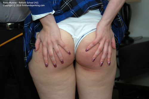 reform hj019 m - firmhandspanking – MP4/HD – Rosie Munroe - Reform School HJ/Bent over, touching her toes, Rosie Munroe waits for 12 strokes of the cane | Aug 10, 2018 download for free