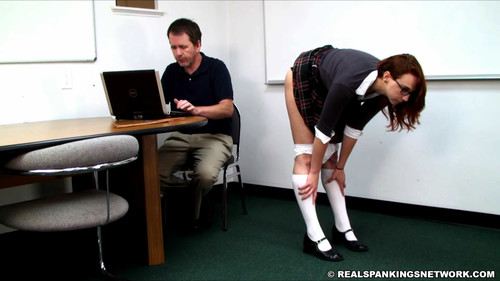 snapshot20180812120911 m - realspankingsnetwork – MP4/Full HD – Anabelle Friday Punishment with The Dean download for free
