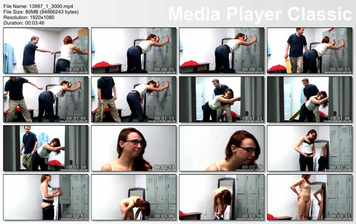 thumbs20180812213329 m - realspankingsnetwork – MP4/Full HD – Anabelle Late For Gym download for free