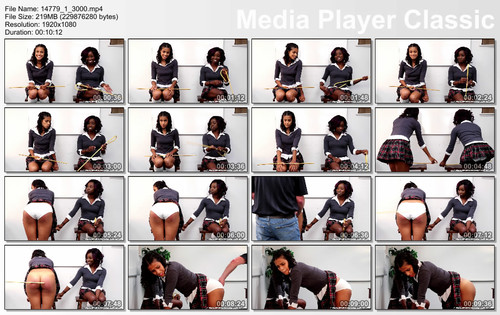 thumbs20180815121446 m - realspankingsnetwork – MP4/Full HD – School Strokes Cleo and Nuna download for free