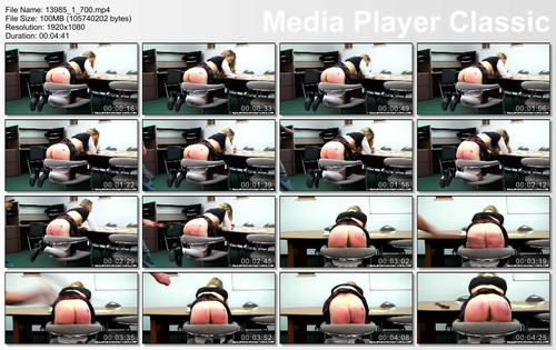 thumbs20180817221217 m - realspankingsnetwork – MP4/Full HD – London Spanked by The Dean download for free