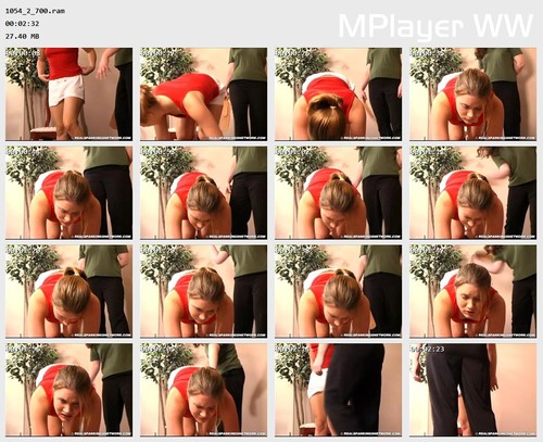 1054 2 700 Preview m - Bi Spanking – RM/SD – Claire Spanked at Home