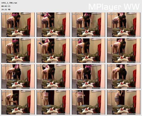 1492 2 700 Preview m - Spanking Teen Brandi – RM/SD – Spanked With My Flip-Flop