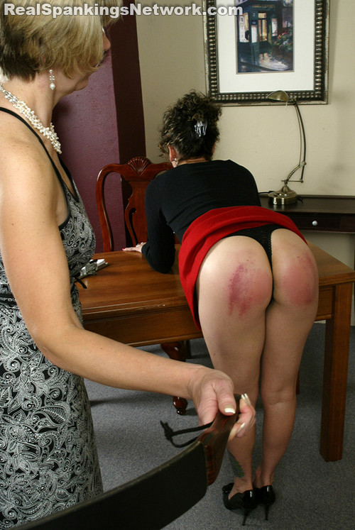 1840 019 m - Bi Spanking – RM/SD – Jasmine: Spanked for a Poor Work Review