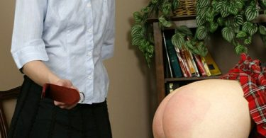 1871 035 m 375x195 - Bi Spanking – RM/SD – Claire Spanked at Home