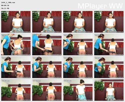 2494 1 700 Preview m - Bi Spanking - RM/SD – Real Discipline: Jasmine