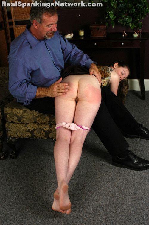 8057 054 m - Spanking Bailey – RM/SD – Bailey Loses Her Bike