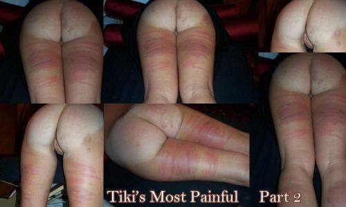 leg punishment2 main - Dallas Spanks Hard – MP4/SD – Tiki - All Leg Punishment (PT 1-2)