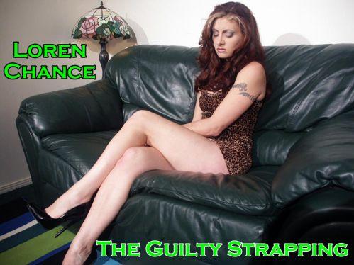 loren chance1 main - Dallas Spanks Hard – MP4/SD – Loren Chance - Guilty Punishment (Pt 1-2)