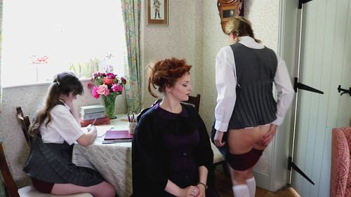 Eris Martinet Female Evil – MP4/Full HD – ANTHEA AND MELISSA's EXCELLENT PUNISHMENT – part III