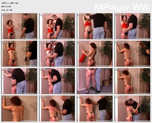 1056 1 700 Preview m - Bi Spanking – RM/SD – Jasmine Body Whipping & Flogging