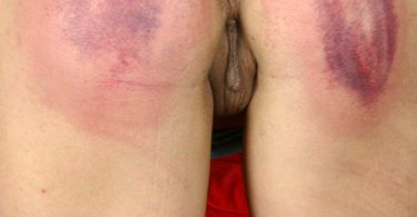 1133 006 m 375x195 - Spanking Teen Jessica – RM/SD – Jessica: Caught Naked And Spanked