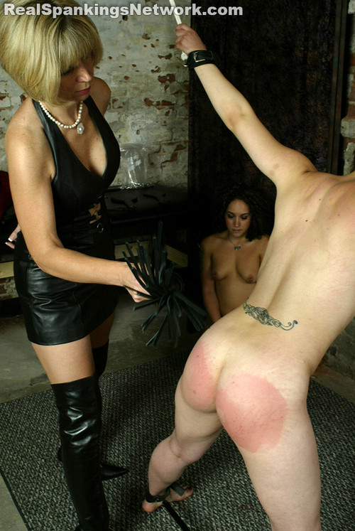 1963 020 m - Bi Spanking – RM/SD – Claire is Spanked and Flogged