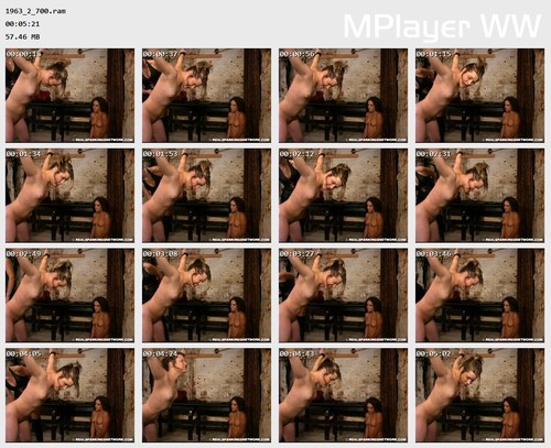 1963 2 700 Preview m - Bi Spanking – RM/SD – Claire is Spanked and Flogged
