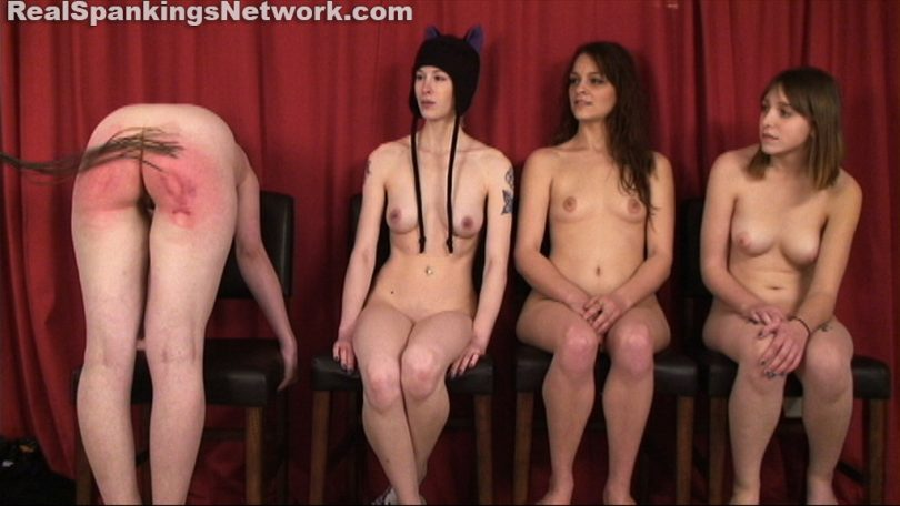 3 810x456 - Real Strappings – RM/HD – Four Naked Girls Spanked (Part 3 of 4) | October 24, 2018