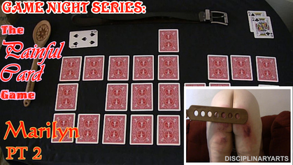 5bd88e0d108ff default - Disciplinary Arts – MP4/Full HD – KYLE JOHNSON,MARILYN - THE PAINFUL CARD GAME - MARILYN PART 2 | October 12, 2018