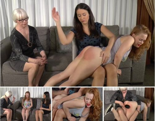 5bd88e6590a03 2 - Momma Spankings – MP4/Full HD – Sarah Gregory,Dana Specht,Stevie Rose - Spanked by Teacher Spanked by Mom