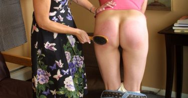 7904 019 375x195 - Spanking Bailey – RM/SD – Bailey Does the Wrong Chores