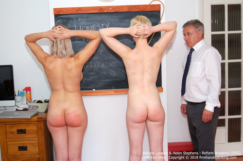 academy dzg024 m - Firm Hand Spanking – MP4/HD – Belinda Lawson - Reform Academy DZG/Sassy Helen Stephens spanked with a ping pong paddle, jiggling bottom bare