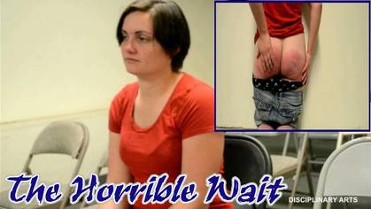 default 3 - Disciplinary Arts – MP4/HD – KYLE JOHNSON,JOHANNA SULLIVAN - THE HORRIBLE WAIT