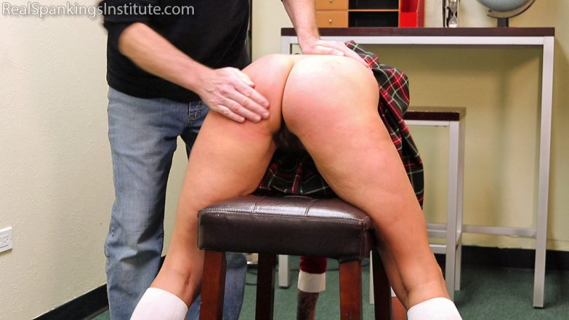 15001 010 810x456 - Real Spankings Institute – MP4/Full HD – Delta Visits The Dean's Office (Part 1 of 2) | November 09, 2018
