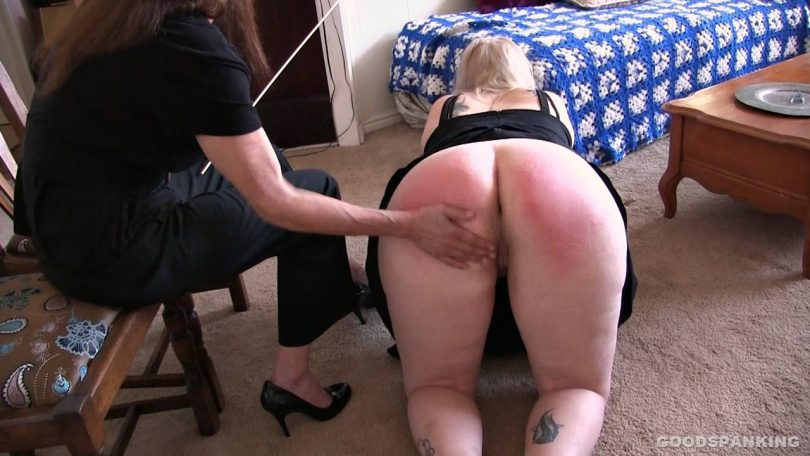 A Spankng Yes Please2 0011 810x456 - Good Spanking – MP4/Full HD – CHELSEA PFEIFFER,LILLIAN STARR - A SPANKING, YES PLEASE! PART TWO | NOV. 16, 18