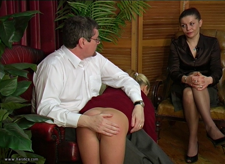 Image28 - Caned School Girls – MP4/SD – Elizabeth Simpson,Agean,Paula - PAULA'S RE-EDUCATION | November 29, 2018