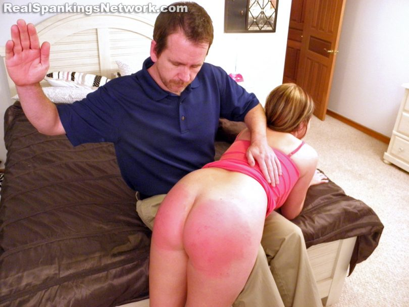 ril 1 810x608 - OTK Spankings – RM/HD – Riley Punished and Grounded | NOV. 16, 18