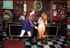 01 5 145x100 - Spanking Veronica Works – MP4/Full HD – Veronica Ricci,Joy Luck - Episode 121: Spanking in the Bar