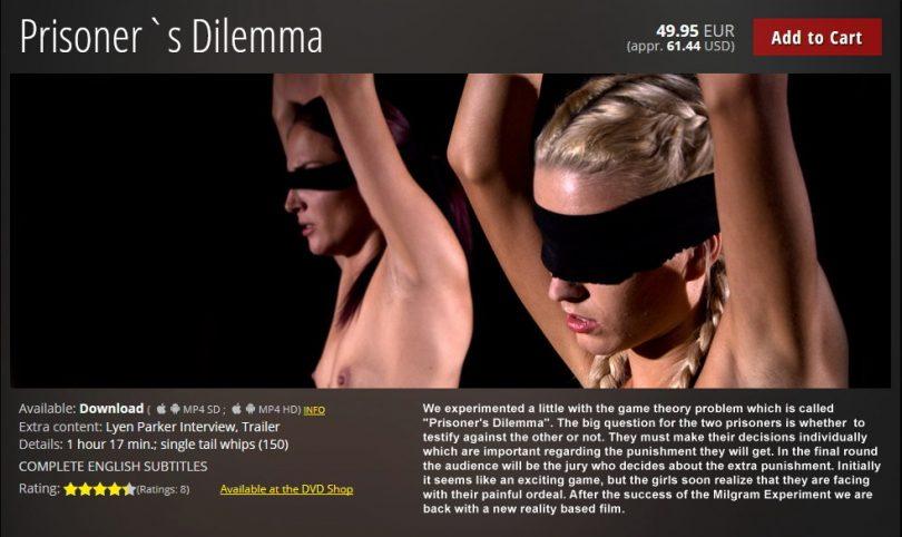 01 6 810x482 - Mood Pictures - MP4/HD - Prisoner`s Dilemma | DEC. 23, 18
