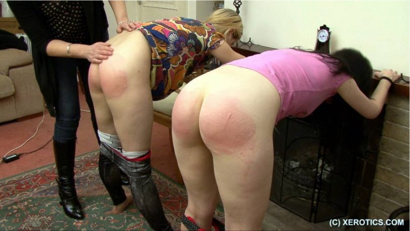 02 810x457 - Spanking Digital – MP4/HD – Elizabeth Simpson, Masie Dee, Fae - BARE BOTTOM ACADEMY | Dec. 03, 18