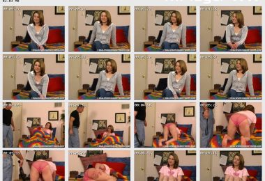1436 1 700 Preview 380x260 - Bi Spanking – RM/SD – Claire's Spanking Re-creation