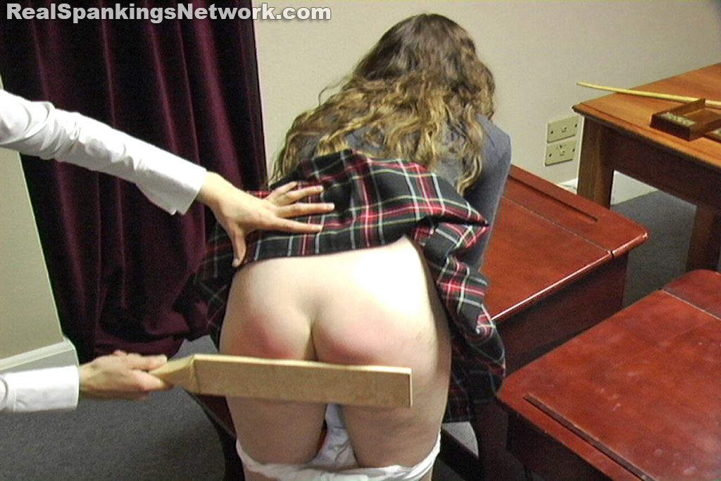 Spanking Bailey – RM/SD – Bailey's Double Punishment