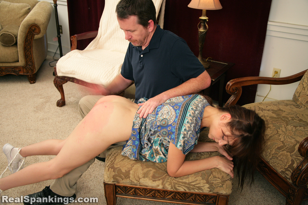 OTK Spankings – RM/HD – Getting to Know Syrena | December 24, 2018