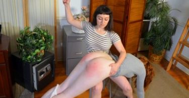 episode0291 1 375x195 - Spanking House Productions – MP4/Full HD – Miss Elizabeth, Rachel Adams - Mistress Gets a Spanking from Mom