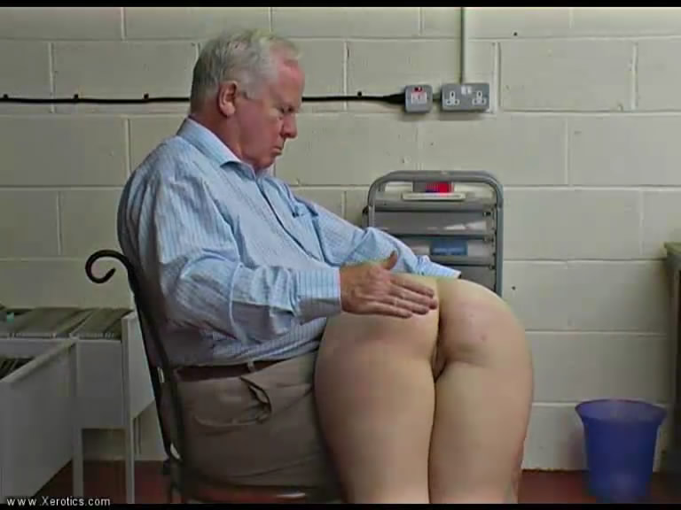 Strict Spanking – MP4/SD – Roberta, Mr. Henderson – SPANK WORK