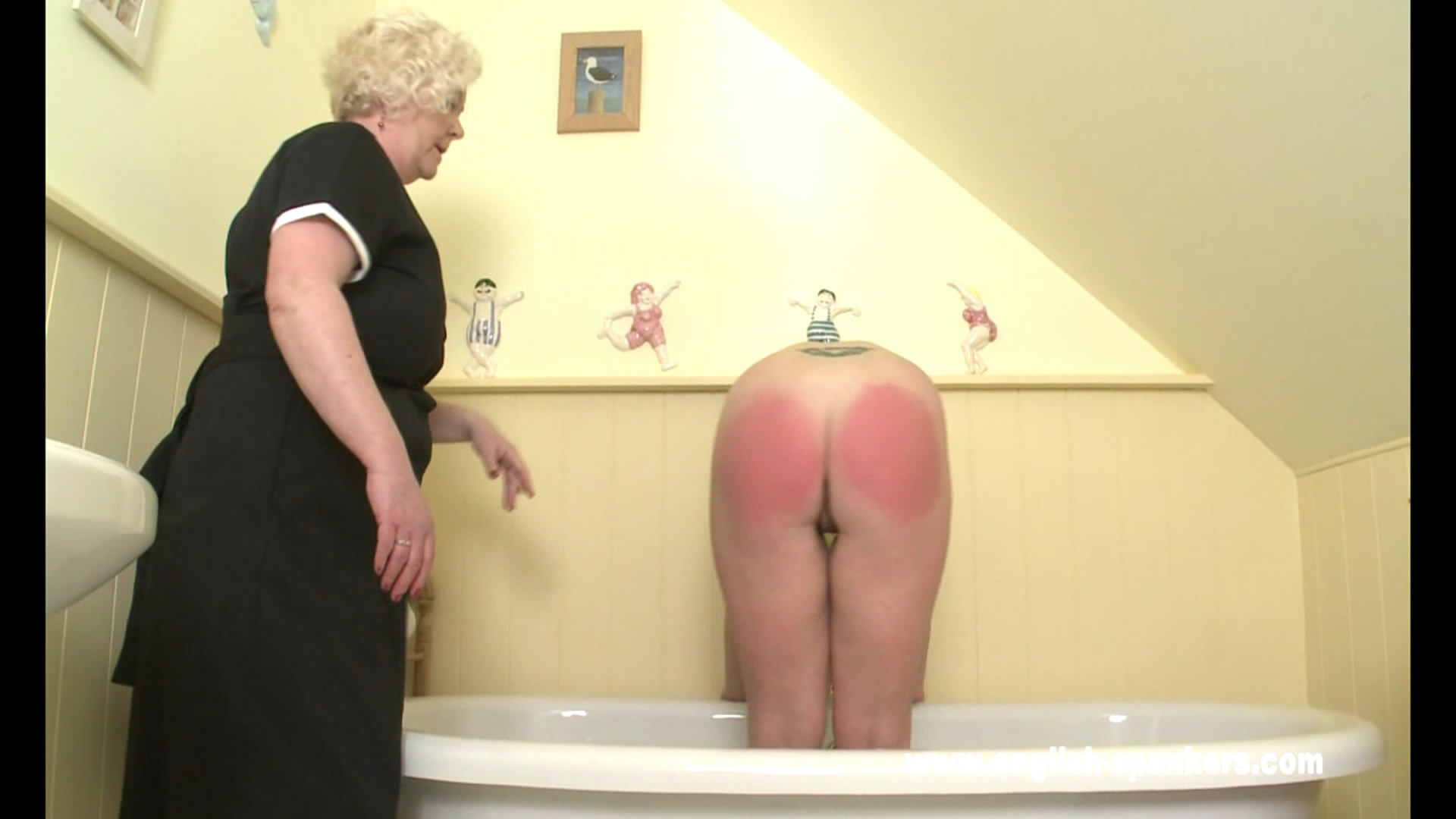 English Spankers – MP4/Full HD – Maid To Control