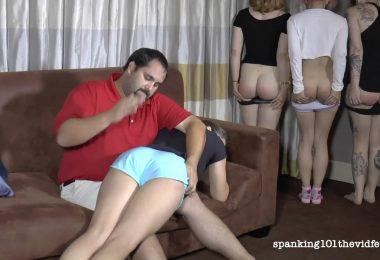 snapshot20181226102504 380x260 - Spanking 101 The Videos -MP4/Full HD – Four Girls,Twenty Swats,Ten Spankinhs