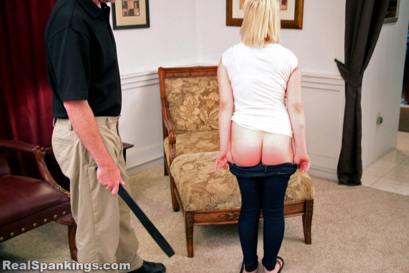 11990 019 810x540 - Real Strappings – RM/HD – Stevie: A Hard Strapping | January 28, 2019