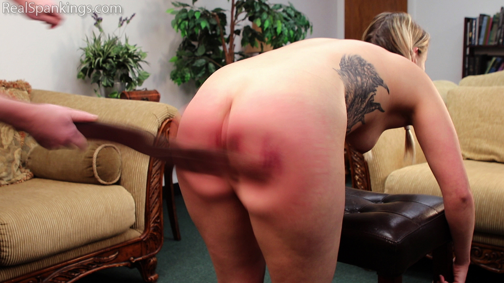 Real Spankings – MP4/Full HD – Cara's Fully Nude Punishment (Part 2 of 2) | Wed Jan 02, 2019